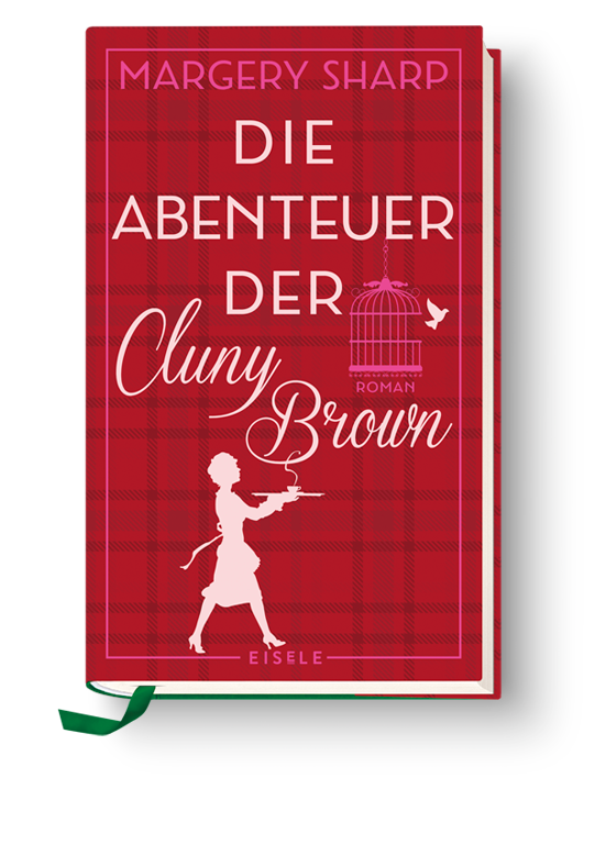 Margery Sharp - Die Abenteuer der Cluny Brown